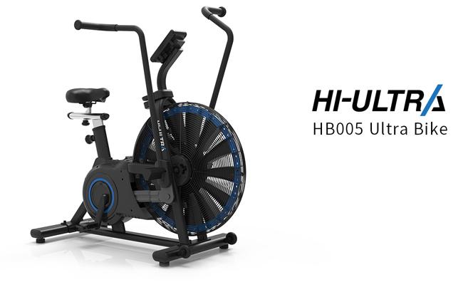 Impulse Fitness HB005 Air Bike HI-ULTRA Sales Banner